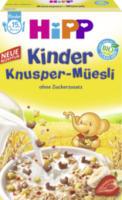 Müsli Kinder Knusper-Müesli ab 15. Monat