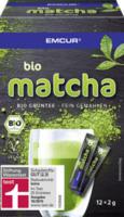 Matcha Sticks, 12 x 2 g