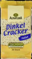 Dinkel Cracker Natur