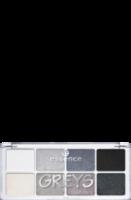 Lidschatten all about ..eyeshadow greys 04