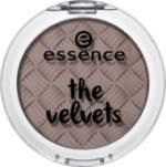 Lidschatten the velvets eyeshadow taupe secret 05