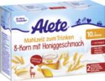 Trinkmahlzeit 8-Korn mit Honiggeschmack ab 10. Monat, 2x200ml