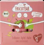 Fruchtriegel mit Getreide Erdbeere, Apfel, Hafer ab 12.Monat, 6x23 g