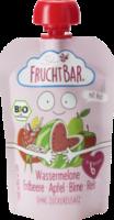Quetschbeutel Wassermelone, Erdbeere, Apfel, Birne & Reis ab 6. Monat