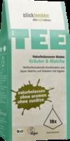 Kräuter & Matcha Tee, 18 x 2 g