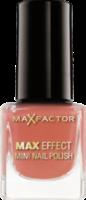 Nagellack Max Effect Mini Nail Polish Diva Coral 9