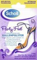 Ballenpolster Party Feet