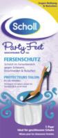 Druckstellen Party Feet Fersenschutz