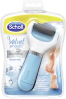 Velvet Smooth Express Pedi Hornhautentferner, Blau