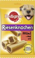 Snack für Hunde, Riesenknochen Mini mit Rind
