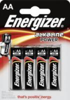Batterien Power Mignon AA Alkali-Mangan