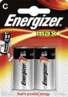 Batterien Max Baby C Alkali-Mangan
