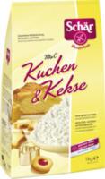 Kuchen und Kekse - Mix C Glutenfreie Mehlmischung