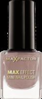 Nagellack Max Effect Mini Nail Polish Mud Sling 40