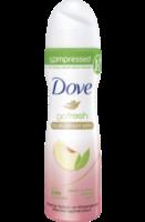 Deo Spray Deodorant Go Fresh Peach
