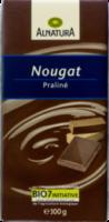 Schokolade Nougat