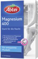 Magnesium 400 Stark für die Nacht Tabletten