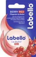 Lippenpflege Lip Butter Berry Red