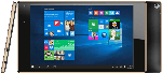 ODYS - Tablets - ODYS COSMO WIN 32GB GOLD EDITION 32 GB  8.9 Zoll Tablet Schwarz/Gold