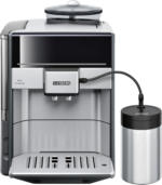 TE 607 F 03 DE Kaffee-Vollautomat edelstahl