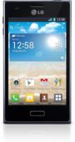 E610 Optimus L5 Smartphone schwarz
