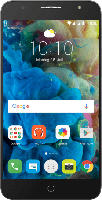Smartphones - Alcatel POP 4+ 5056D 16 GB Grau Dual SIM