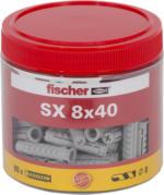 Fischer Spreizdübel »SX 8x40«, Dose