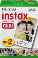 Instax Mini 2x10er Film