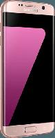 Samsung - Smartphones - Samsung Galaxy S7 edge 32 GB Pink/Gold