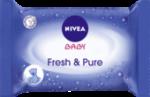 Baby Feuchttücher Fresh & Pure