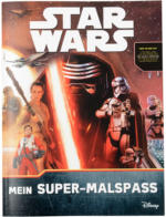 STAR WARS Malbuch