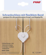 Flexi-Schrankschloss