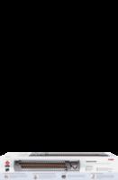 Wickeltisch-Heizstrahler ohne Abschaltautomatik