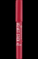 Lippenstift velvet stick matt lip colour cherry crash 04