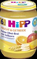 Frucht & Getreide Feiner Obst-Brei mit Vollkorn ab 6. Monat