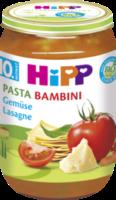 Menü Pasta Bambini Gemüse Lasagne ab 10. Monat