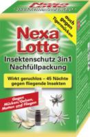 Insektenschutz 3in1 Elektroverdampfer Nachfüller