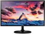 "S24F350FHU 59,8 cm (23,5"") TFT-Monitor mit LED-Technik schwarz glänzend"