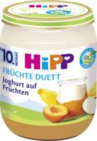 Frucht & Joghurt Früchte Duett Joghurt auf Früchten ab 10. Monat