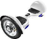 Self Balancing Scooter - Iconbit Smart Scooter (Weiß) selbststabilisierendes Fahrzeug (10 Zoll, 158 Wh, Weiß)