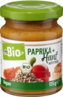 Aufstrich Paprika-Hanf