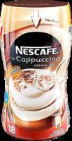 Nescafé Typ Cappuccino Cremig zart Löslicher Kaffee 250g
