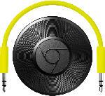Sound - Google Chromecast Audio - Streaming-Gerät (App-steuerbar, W-LAN Schnittstelle, Schwarz)