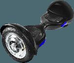 Self Balancing Scooter - Iconbit Smart Scooter (Schwarz) selbststabilisierendes Fahrzeug (10 Zoll, 158 Wh, Schwarz)