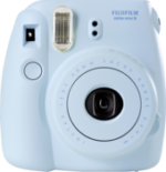 Instax Mini 8 Camera blau - inkl. 10er Film