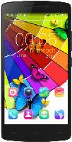 Smartphones - Mobistel Cynus F8 8 GB Schwarz Dual SIM
