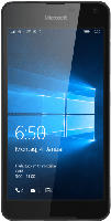 Smartphones - Microsoft Lumia 650 16 GB Schwarz