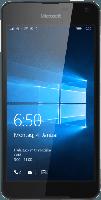 Microsoft - Smartphones - Microsoft Lumia 650 16 GB Schwarz