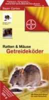 Bayer Garten Ratten und Mäuse Getreideköder