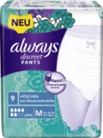 Discreet Pants Plus Medium Blasenschwäche